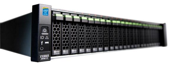 FUJITSU ETERNUS DX60S3 6,4cm 2.5Zoll 1xCo 1xDB FC 8G2P