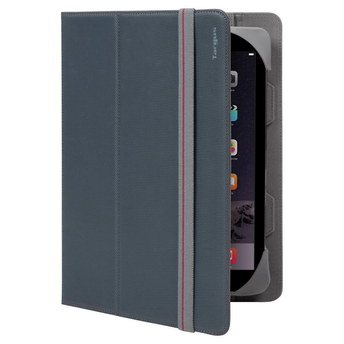 TARGUS Fit N Grip Universal 9-10inch Tablet Case Grey