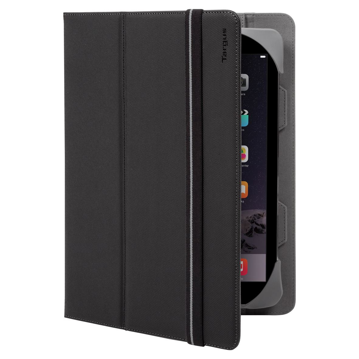 TARGUS Fit N Grip Rotating Universal 9-10inch Tablet Case Black