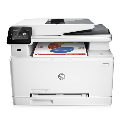 All-in-One Printer HP LaserJet Pro MFP M277dw