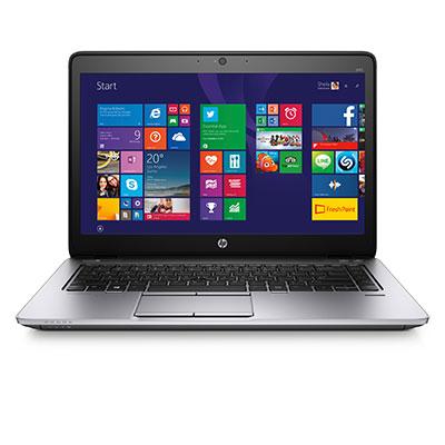 HP EliteBook 840 G2 35,6cm 14Zoll HD+ AG UMA Intel Core i5-5300U 4GB 500GB/HDD 32GB/FLASH WLAN BT FPR W7PRO+W8.1PRO LIC 3J Gar. (DE)