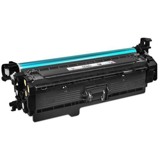 HP 201A Tonerkartusche schwarz 1.500 Seiten standard Kapazität