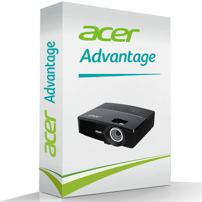 ACER Advantage fuer 5 Jahre Carry in fuer alle ACER Projektoren Virtual Booklet (P)