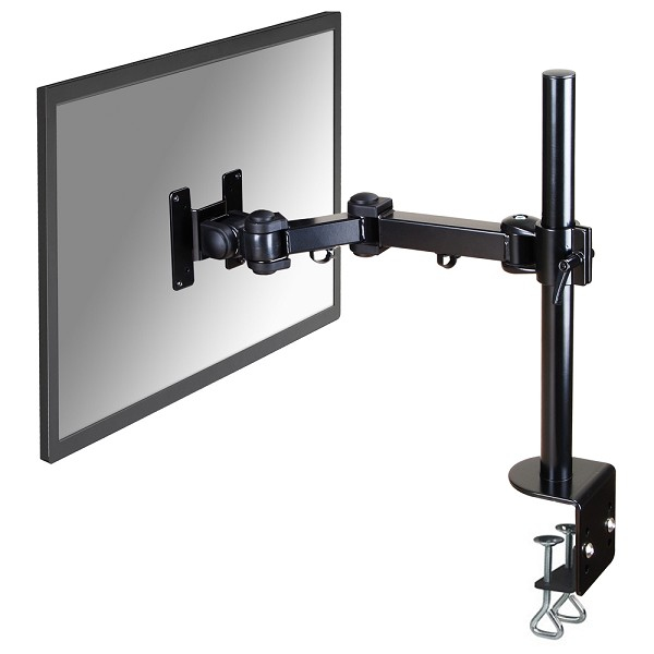 NEWSTAR FPMA-D960 Tischhalterung universelle Halterung mit 3 Drehpunkten fuer LCD/LED/TFT-Bildschirme bis 26 Zoll 65 cm