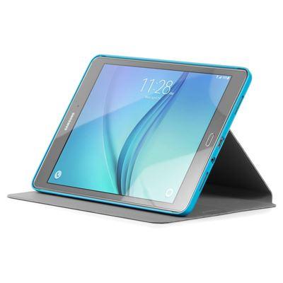 TARGUS EverVu Samsung Tab A 24,6cm 9,7Zoll Tablet Case Blue