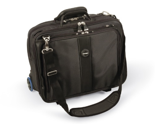 Laptoptas Kensington Contour Roller Laptop Case - 17