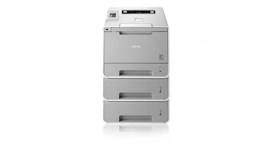 BROTHER HL-L9300CDWTT A4 color Laserdrucker 30ppm Duplex 2x500Blatt Papierkassette