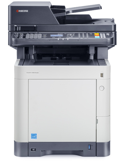 KYOCERA ECOSYS M6530cdn/KL3 MFP color Laserdrucker 30ppm print scan copy fax + KYOLife 3Jahre