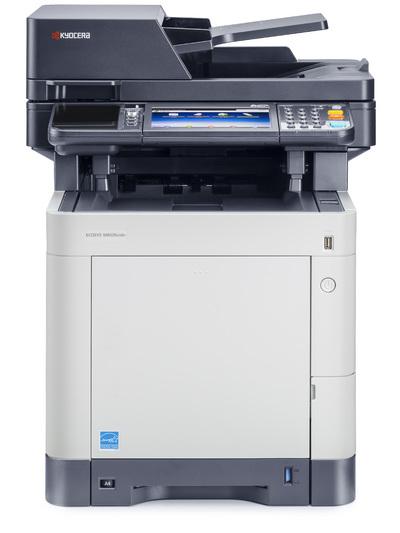 KYOCERA ECOSYS M6035cidn/KL3 MFP color Laserdrucker 35ppm print scan copy+ KYOLife 3Jahre