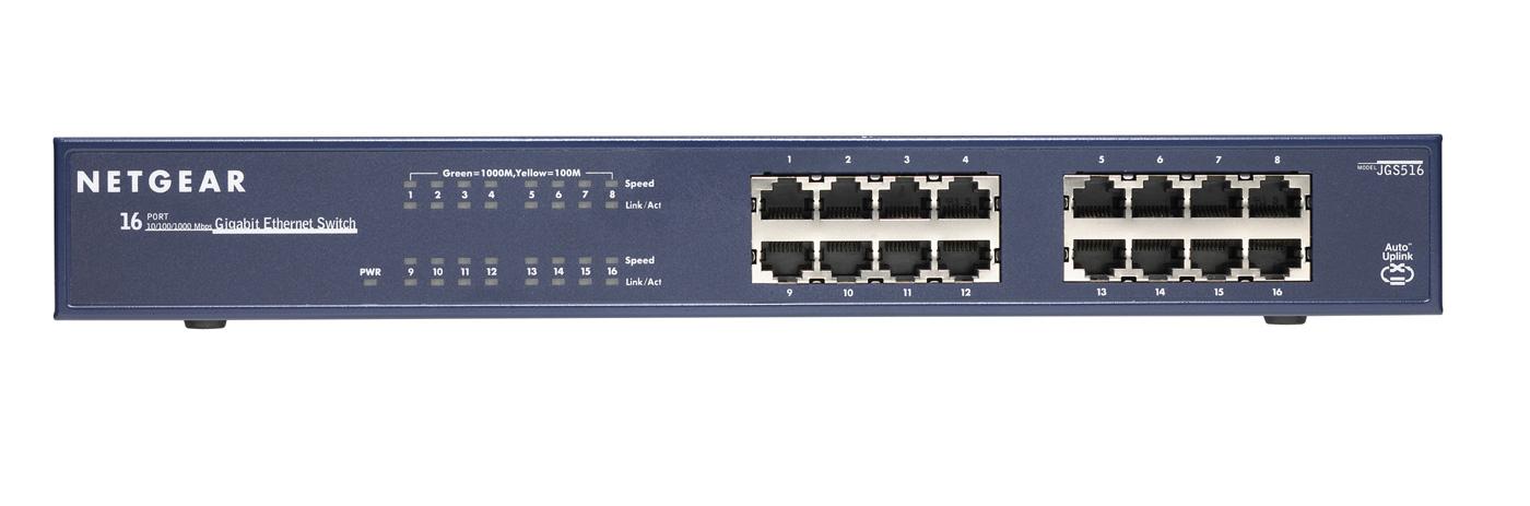 NETGEAR 16 x 10/100/1000 Gigabit Switch