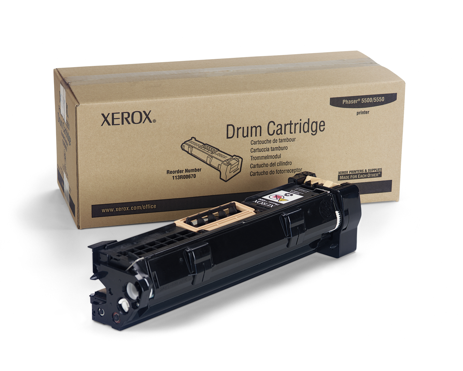 Xerox Phaser 5500/5550 drumcartridge