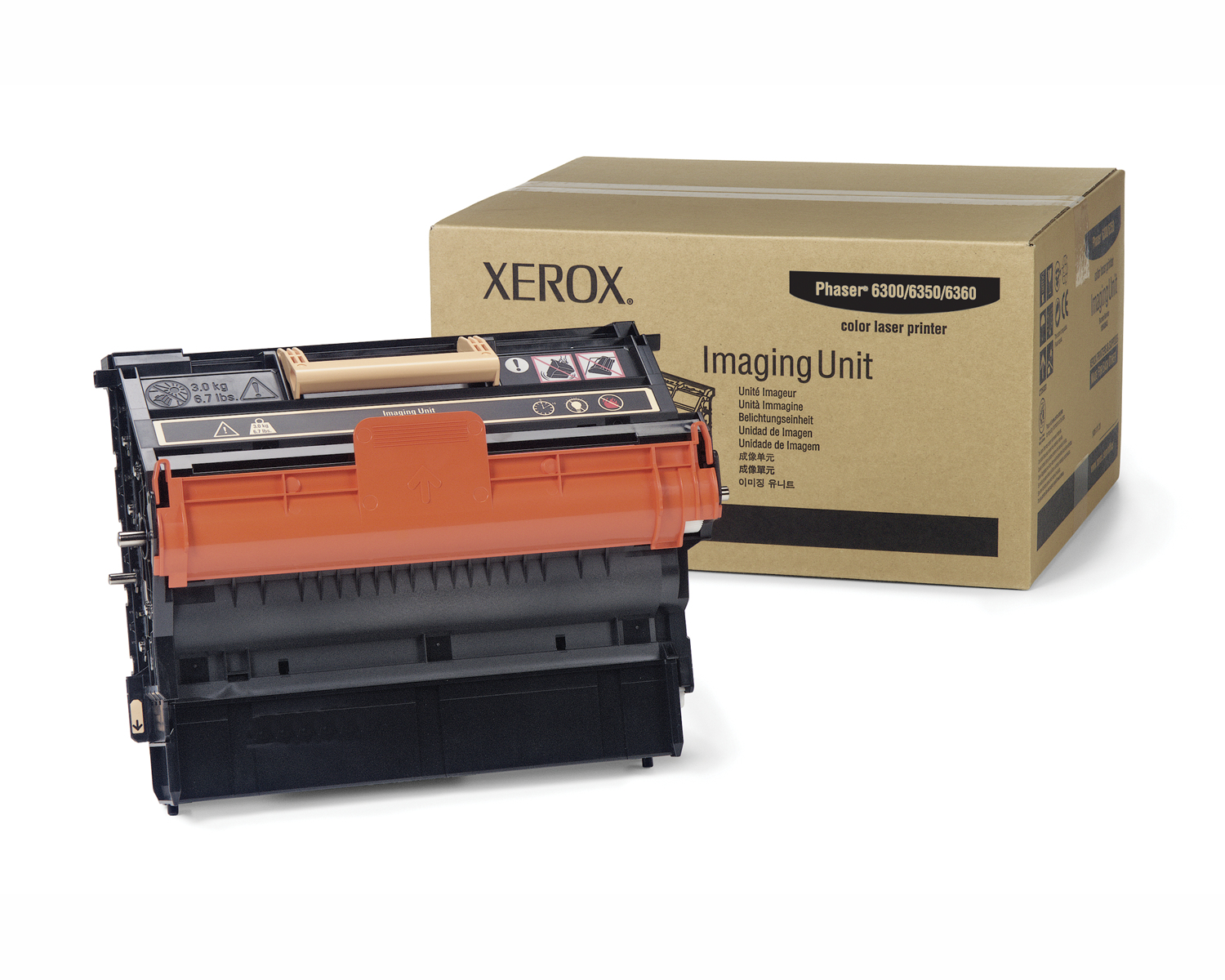 Xerox 108R00645 35000pages printer drum