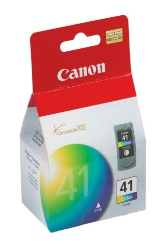 CANON CL-41 Tinte dreifarbig Standardkapazität 12ml 265 Seiten 1er-Pack