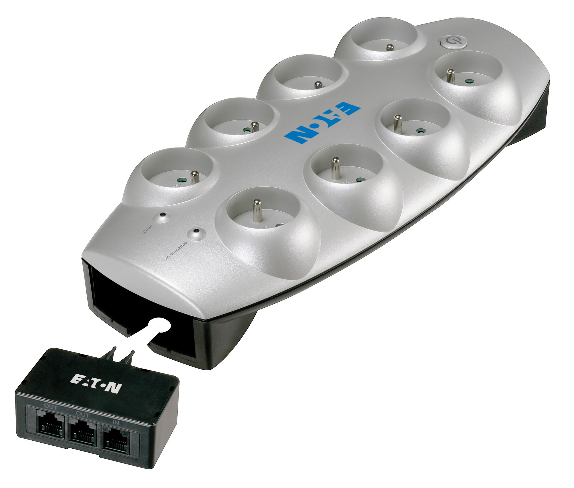 EATON Protection Box 8 Tel+TV DIN