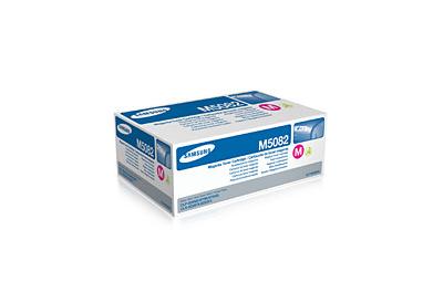 SAMSUNG CLT-M5082S Toner magenta kleine Kapazit�t 2.000 Seiten 1er-Pack