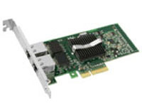 INTEL Pro1000PT 1GBit 2xRJ45 NIC Bulk Dual server adapter PCI-Express
