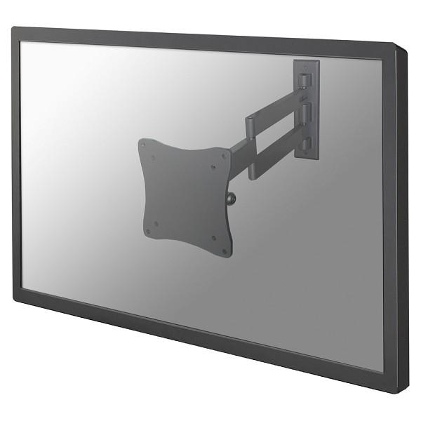 NEWSTAR FPMA-W830 Wandhalter universelle Halterung mit 3 Drehpunkten fuer LCD/LED/TFT-Bildschirme bis 24 Zoll 60 cm