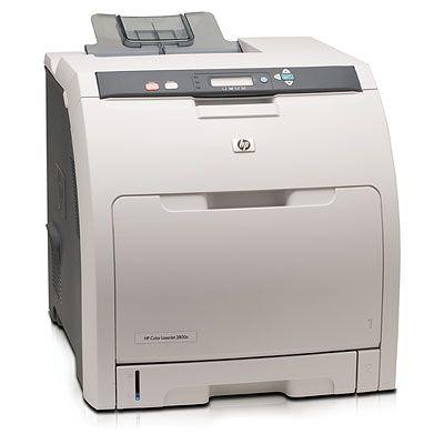 Laser Printer HP LaserJet Color LaserJet 3800n Printer