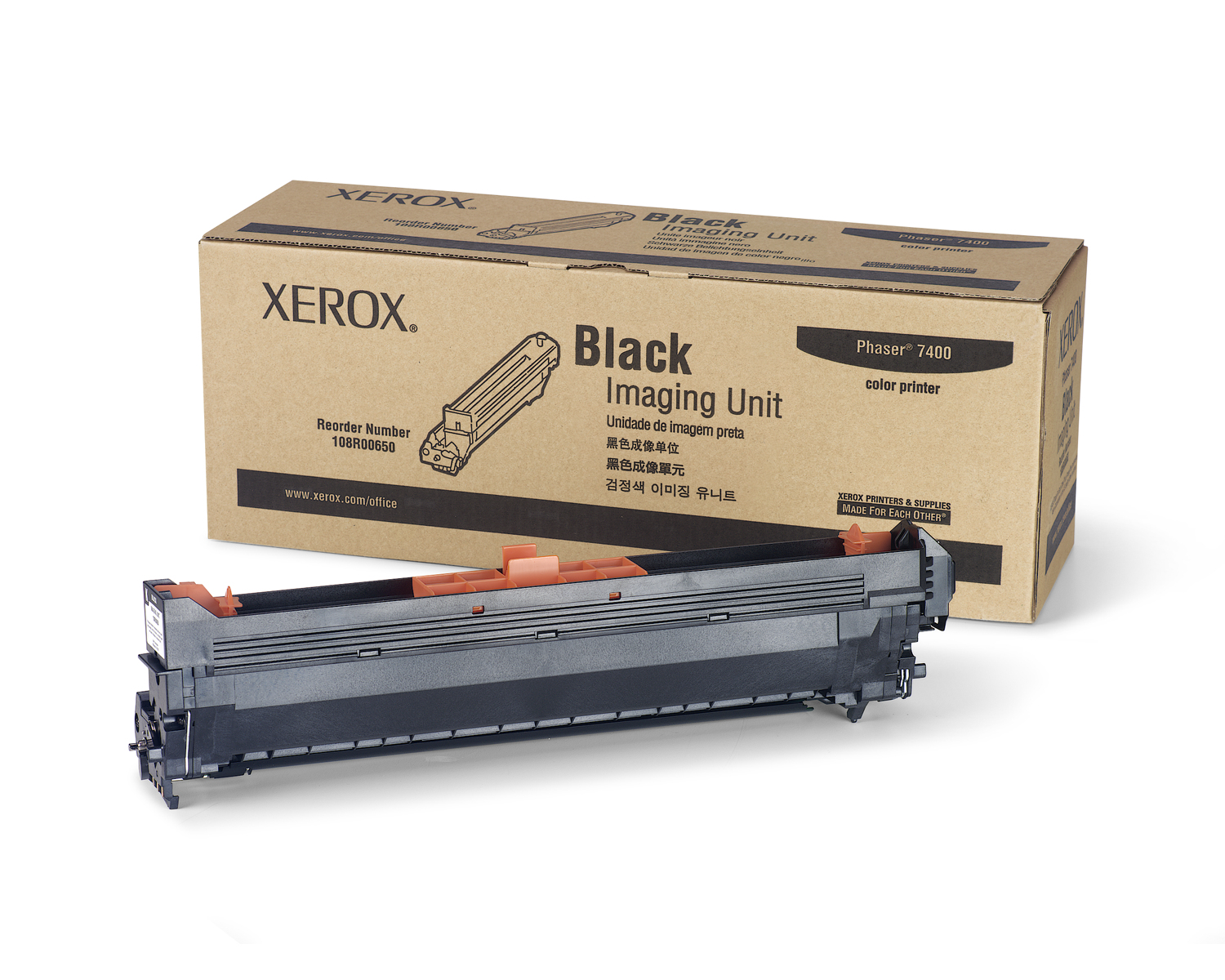 Xerox 108R00650 Black 30000pages imaging unit