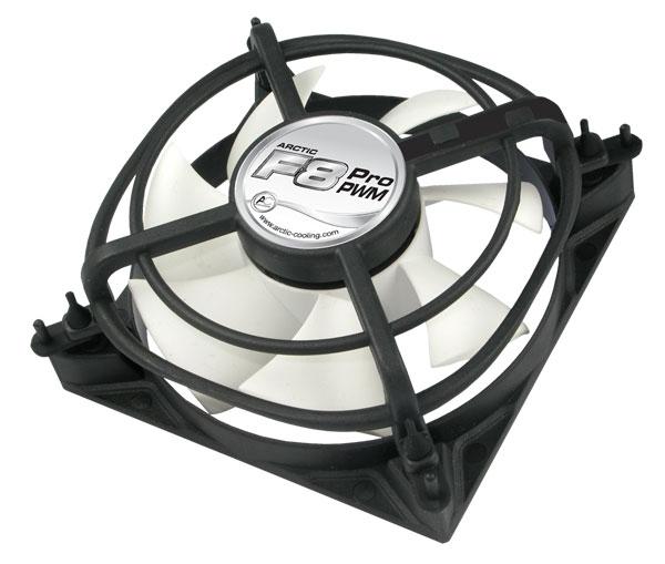 Case acc Fan 8cm Arctic F8 Pro PWM PST