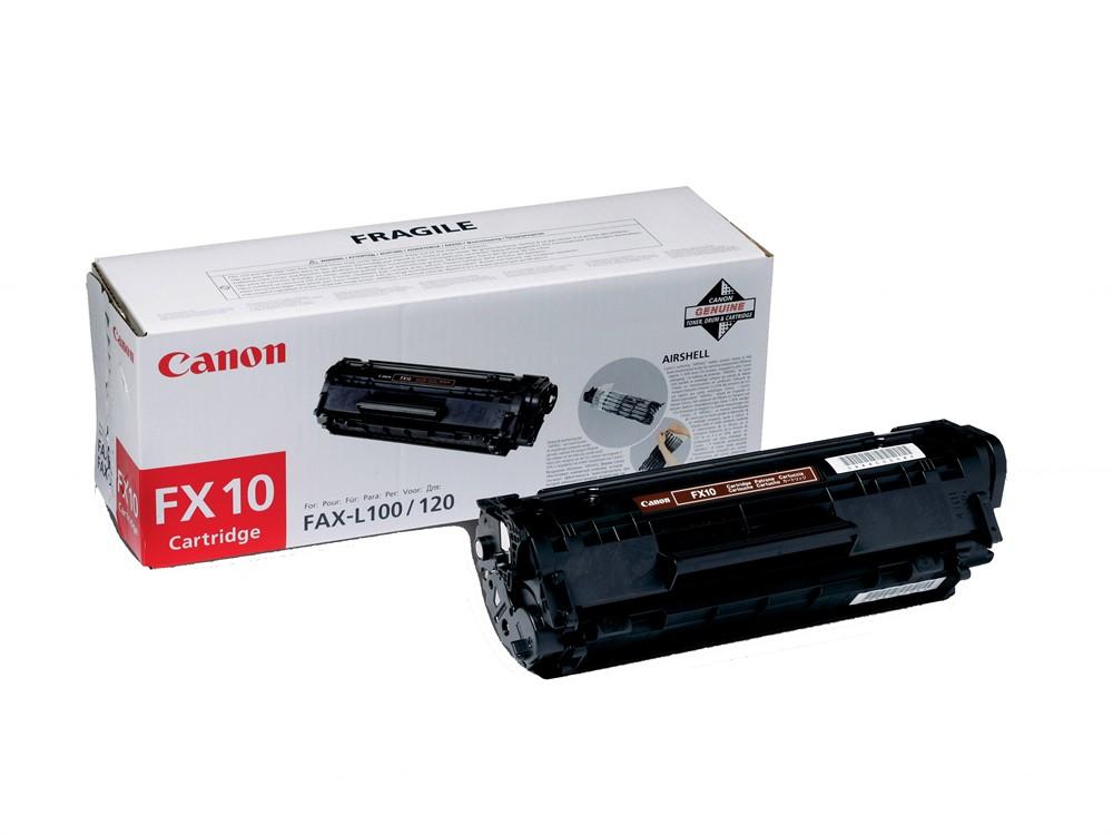 CANON FX-10 Toner schwarz Standardkapazität 2.000 Seiten 1er-Pack