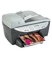 HP OfficeJet 6110/NLFR 19ppm par USB A4