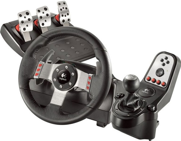 mandos y volantes: G27 Racing Wheel
