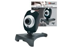 PC, Trust Webcam, WB-3500T USB 2 HiRes Webcam
