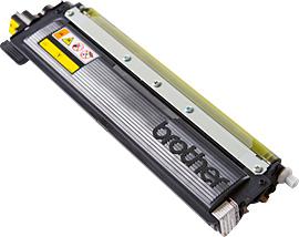 BROTHER TN-230 Toner gelb Standardkapazität 1.400 Seiten 1er-Pack