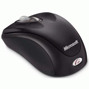 PC, Grey, Notebook Optical Mouse 3000 (USB)