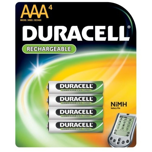 DURACELL Plus AAA 4+4 Batterien