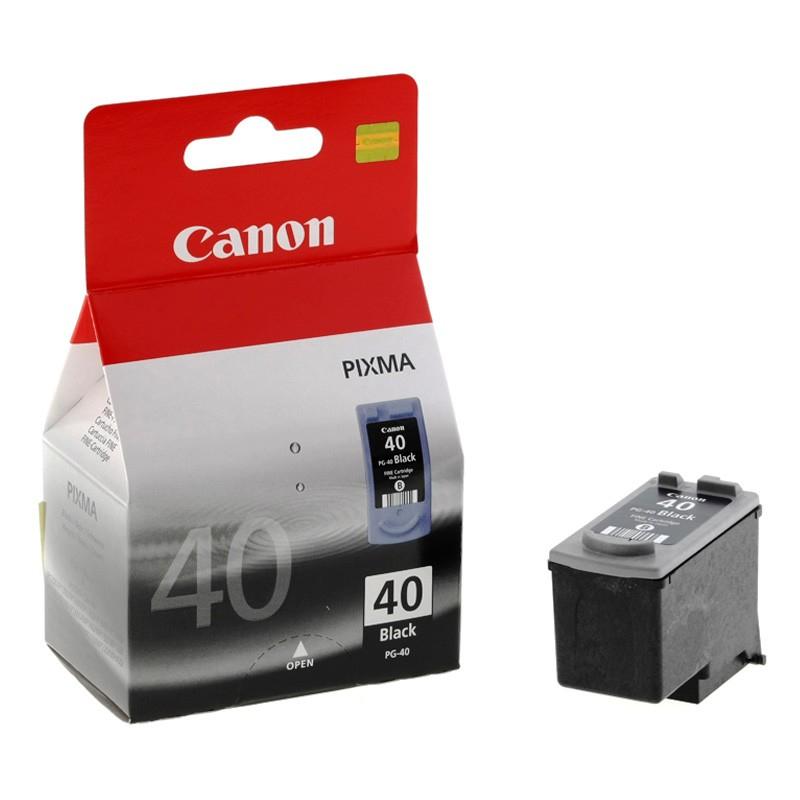 CANON PG-40 Tinte schwarz Standardkapazität 16ml 420 Seiten 1er-Pack