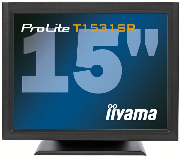 Iiyama T1531SR - Touchscreen Monitor