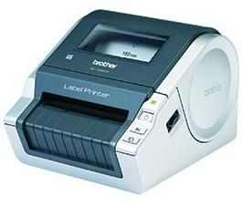 BROTHER PTouch QL1060N Etikettendrucker NIC 300dpi