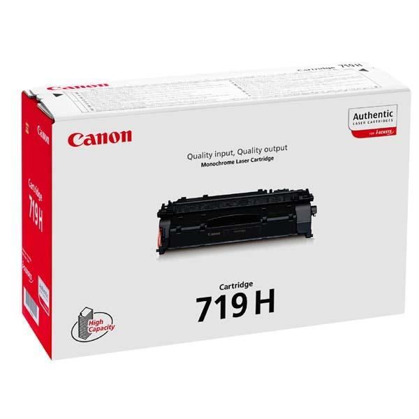 CANON CRG 719 Toner schwarz hohe Kapazit�t 6.400 Seiten 1er-Pack