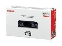 CANON CRG 719 Toner schwarz kleine Kapazit�t 2.100 Seiten 1er-Pack