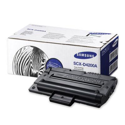 SAMSUNG SCX-D4200A/ELS Original Toner Schwarz inkl. Trommel - Kompatibel mit SCX-4200