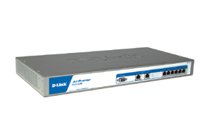 8-Port Wir Switch with PoE