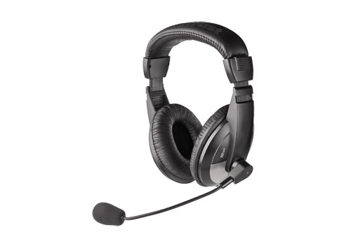 Audio hardware Trust Pulsar Headset