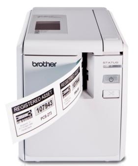 BROTHER P-touch 9700PC Beschriftungsgeraet