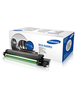 SAMSUNG SCX-6320R2 Trommel schwarz Standardkapazit�t 20.000 Seiten 1er-Pack