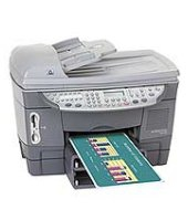 HP OfficeJet 7140xi/NL 22ppm+J6039B