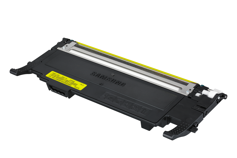 SAMSUNG CLT-Y4072S Toner gelb Standardkapazität 1er-Pack 1.000 Seiten