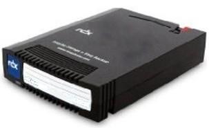FUJITSU RDX Kassette 500GB unkomprimiert / 1000GB komprimiert