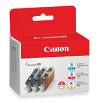 Inktpatroon Canon CLI-8 CMY
