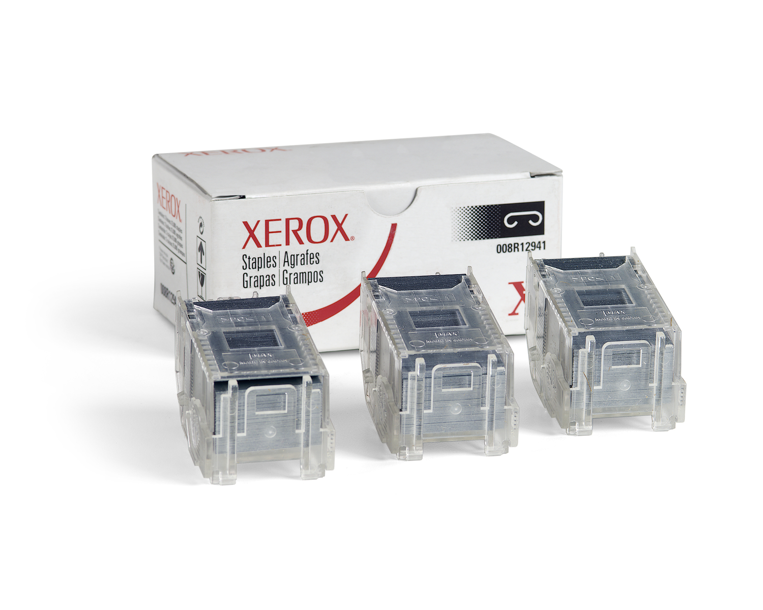 Xerox Nietjespakket voor Advanced en Professional Finishers en losse nieteenheid