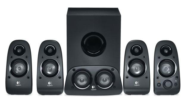 LOGITECH Z506 Surround Sound Speaker 5.1 - EMEA