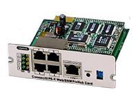 EATON X-Slot ConnectUPS-Web/SNMP xHub Karte