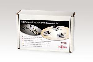 FUJITSU Consumable Kit fi-6670 fi-6670A fi-6770 fi-6770A fi-6750S 2xPick Roller PA03338-K011 2x Break Roller PA03576-K010