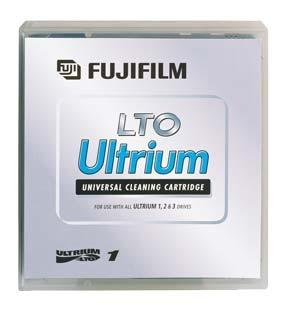 FUJITSU LTO Reinigungskassette 1Stueck mit Random Label